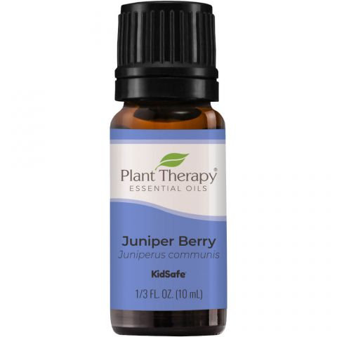 Juniper Berry Essential Oil, 10ml