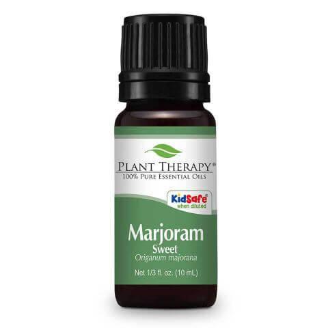Sweet Marjoram Essential Oil, 10ml