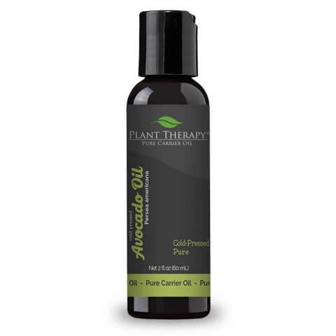 Avocado Carrier Oil, 2oz