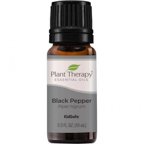 Black Pepper Essential Oil, 10ml