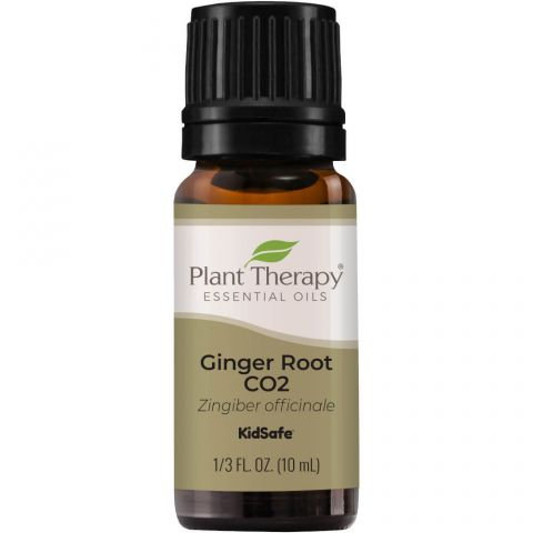 Ginger Root CO2 Extract Essential Oil, 10ml