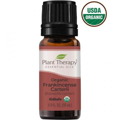 Organic Frankincense Carterii Essential Oil, 10ml