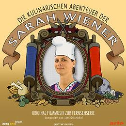 Die kulinarischen Abenteuer der Sarah Wiener in Frankreich - CD