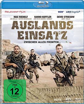 Auslandseinsatz - Max Riemelt, Hanno Koffler, Devid Striesow, Till Endemann