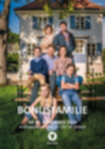 Bonusfamilie, Das Erste, Poster