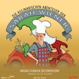 Die kulinarischen Abenteuer der Sarah Wiener in Italien - CD
