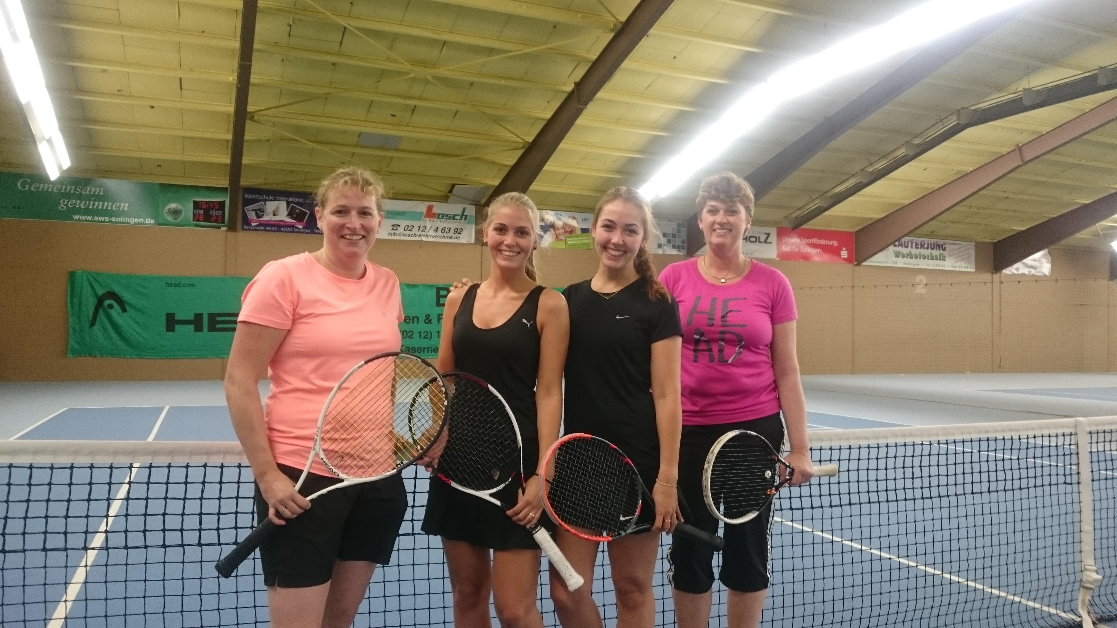 Finale Damen Doppel