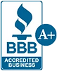 Roofer Amarillo TX BBB Accredited Business Logo