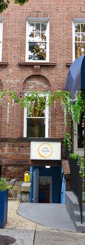 Front of Cafe & Bistro - Woodley Park