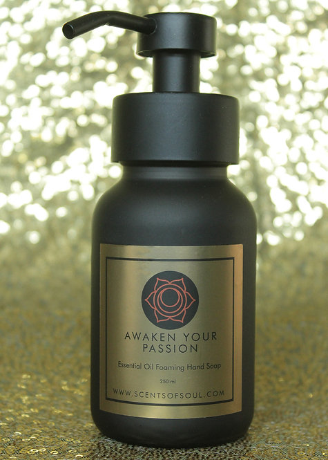 Awaken Your Passion Foaming Hand Soap