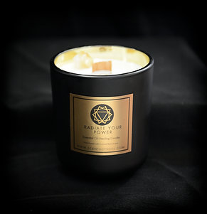 Radiate Your Power Healing Candle
