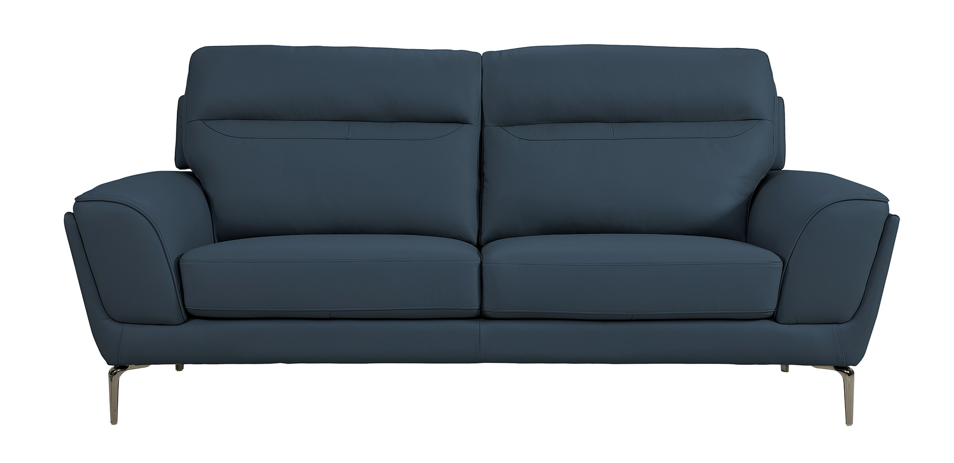 Vitalia 3 Seater -Indigo Blue Straight.j