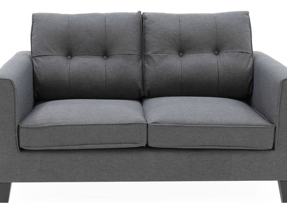 Astrid 2 Seater Charcoal -Straight.jpg