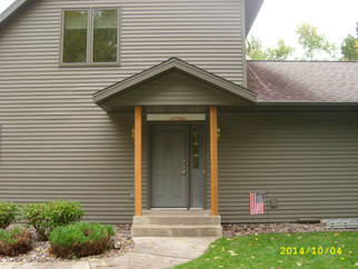 porch addition with roof