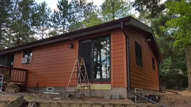cottage/home addition
