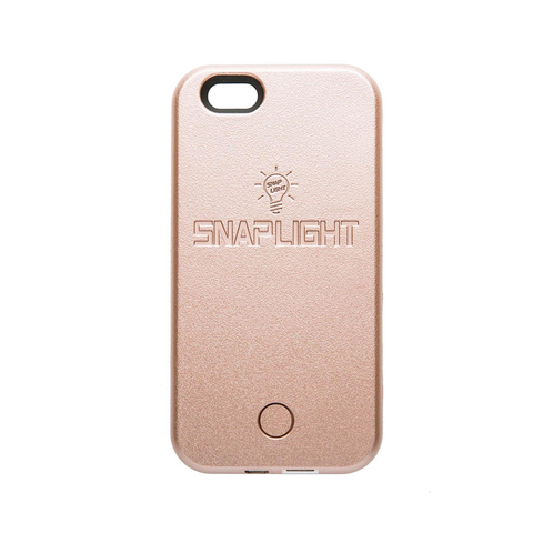 Vanity Light Up Iphone Case : SNAPLIGHT CASE IPHONE 6 SnapLight Case, iPhone Selfie Case