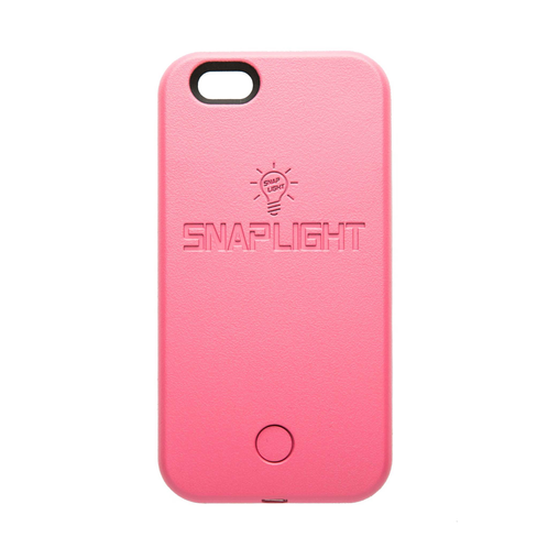 Vanity Light Up Phone Case : SNAPLIGHT CASE IPHONE 6s SnapLight Case, iPhone Selfie Case