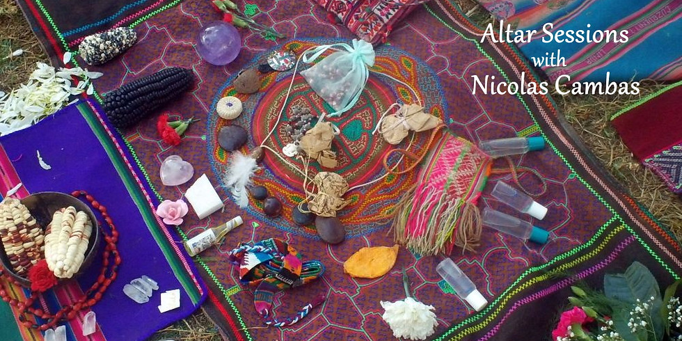Altar Sessions
