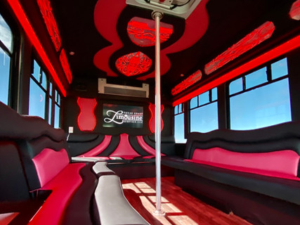 SMALL BUS INTERIOR