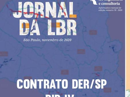Jornal da LBR de Novembro de 2020