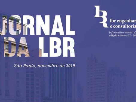 Jornal da LBR de Novembro de 2019