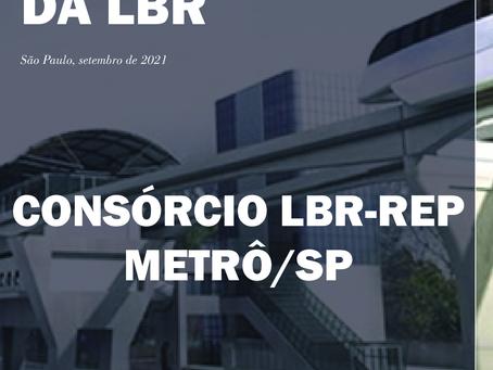 Jornal da LBR de Setembro de 2021