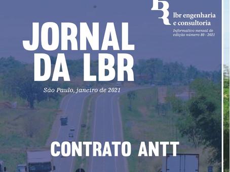 Jornal da LBR de Janeiro de 2021