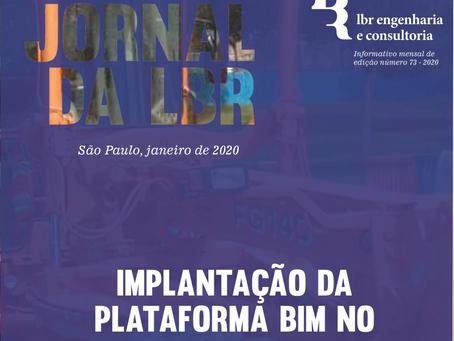 Jornal da LBR de Janeiro de 2020