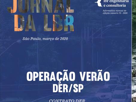 Jornal da LBR de Março de 2020