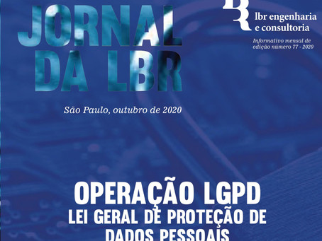 Jornal da LBR de Outubro de 2020