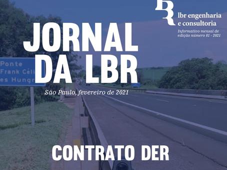 Jornal da LBR de Fevereiro de 2021