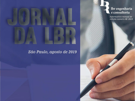 Jornal da LBR de Agosto de 2019