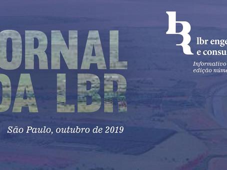 Jornal da LBR de Outubro de 2019