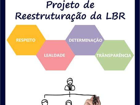 Jornal da LBR de Julho de 2021
