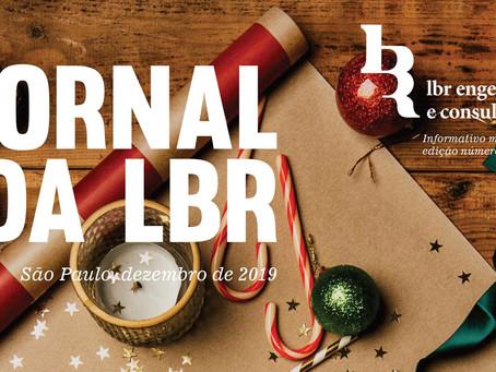 Jornal da LBR de Dezembro de 2019