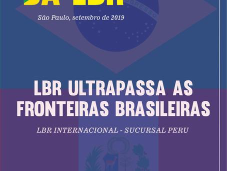 Jornal da LBR de Setembro de 2019