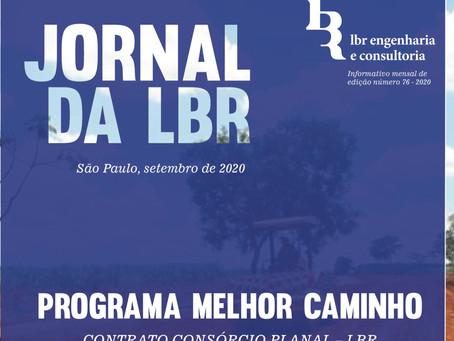 Jornal da LBR de Setembro de 2020