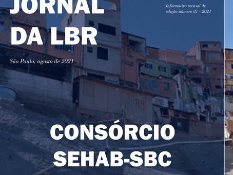 Jornal da LBR de Agosto de 2021