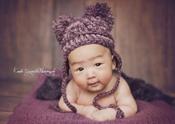 baby photo shoot nottinghamshire