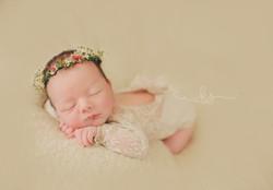 baby girl photographer
