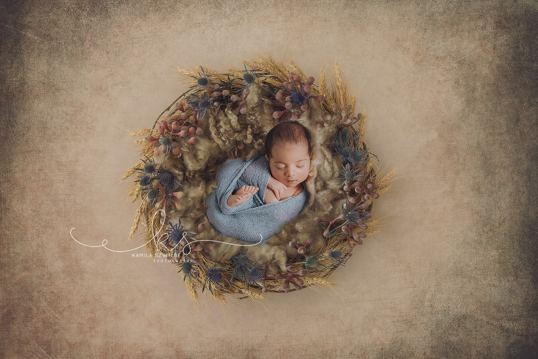 newborn nottingham portrait