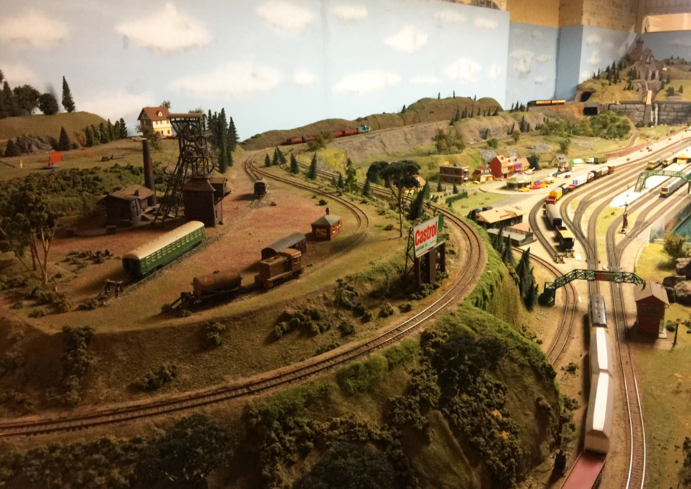 Model Railway Display