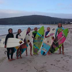 Progressive Surf Coaching Albany