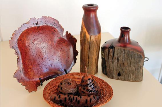Brian Davis - Timber Artist