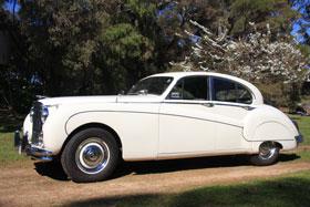 Vintage Car Touring
