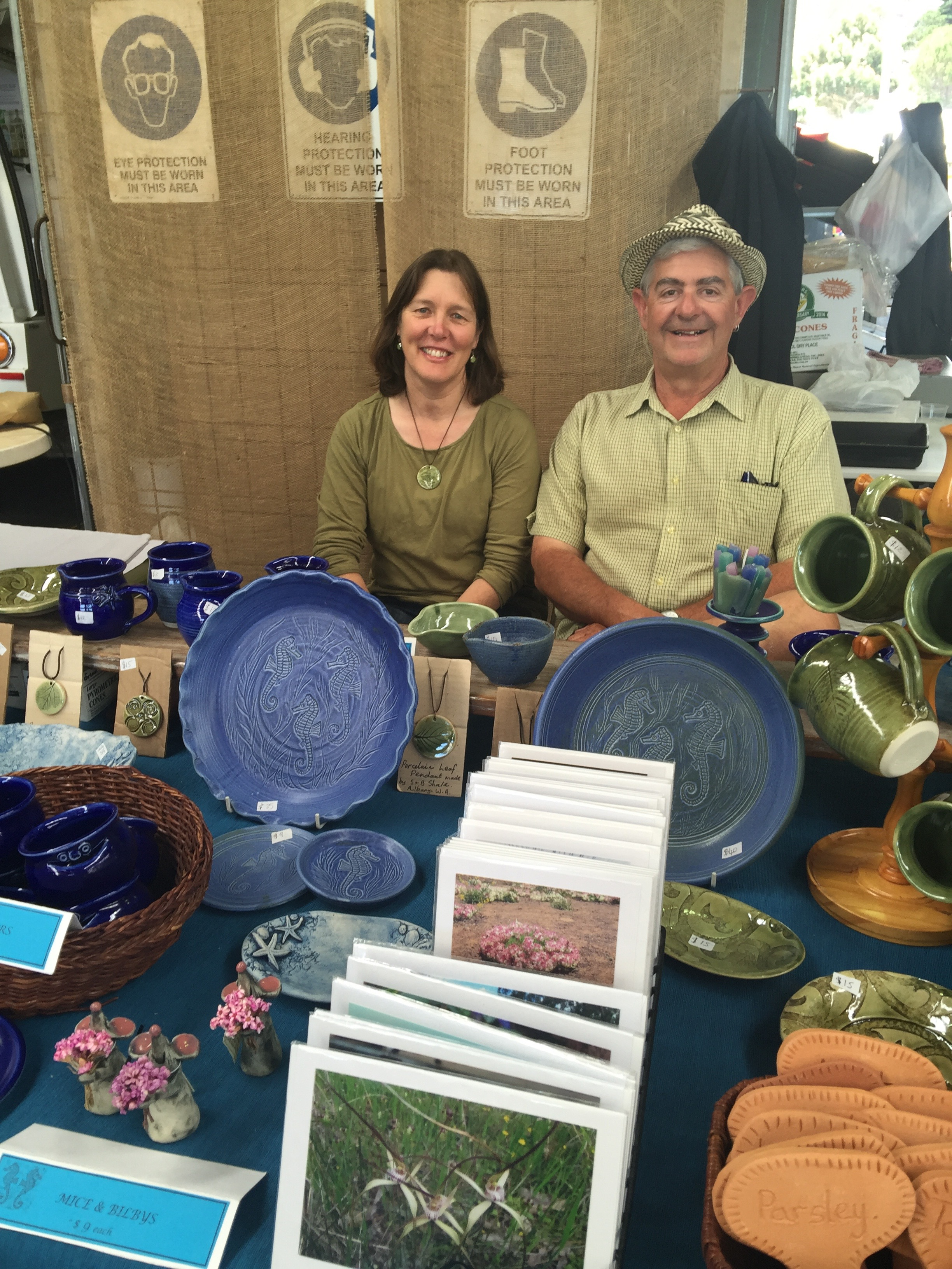 S & B Shale Handcrafted Pottery
