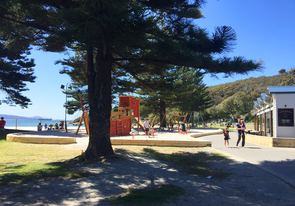 Middleton Beach Playground