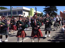 City of Albany Pipe Band