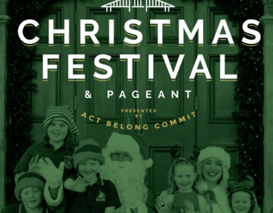 Christmas Festival & Pageant
