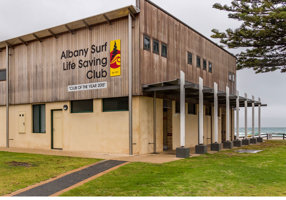 Albany Surf Life Saving Club